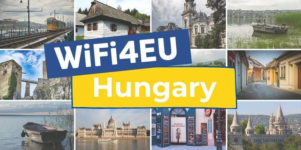 WIFI4EU Hongria