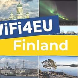 Finlàndia WIFi4EU