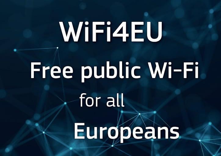 Fulletó informatiu WIFI4EU