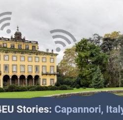 Entrevista amb el regidor de Cappanori, Itàlia