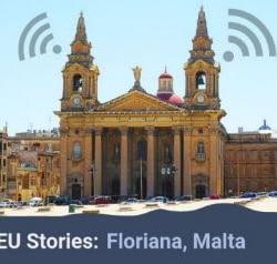 Entrevista amb l'alcaldesa de Floriana