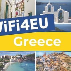 WIFI4EU Grècia