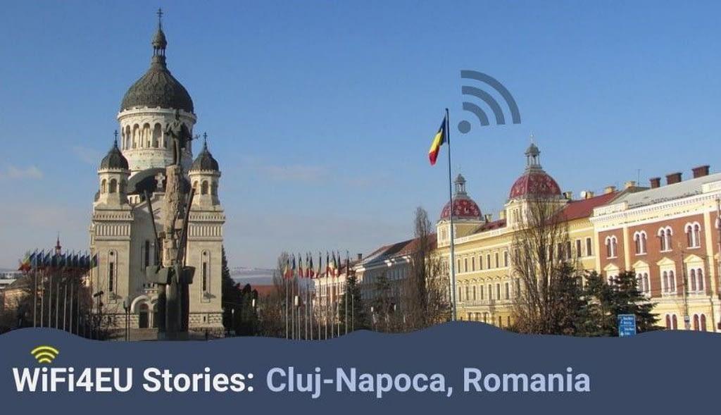 Romania WIFI4EU