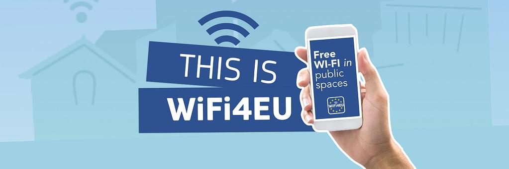 Tres passos per a la instal·lació del WIFI4EU