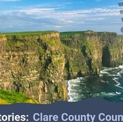 Entrevista Consell Comptat de Clare, Irlanda