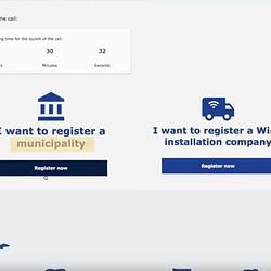 Registre municipi portal WIFI4EU