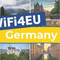 WIFI4EU Alemanya